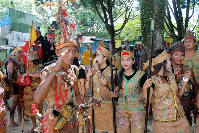 Bersama Orangutan Voyage, Keraton Cirebon Kunjungi Tanjung Puting